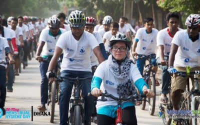MH Day in Bangladesh – Bike Rally in 3 districts