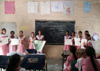GSS School Rattewal Punjab India