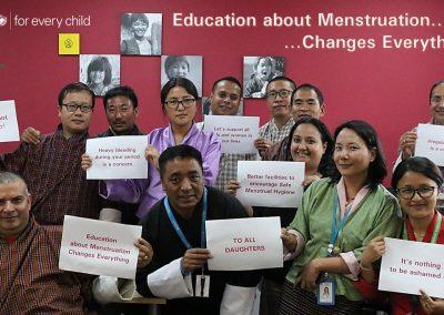 Bhutan by Unicef