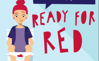 READY FOR RED: Digital Menstruation Education for Teenagers in German language