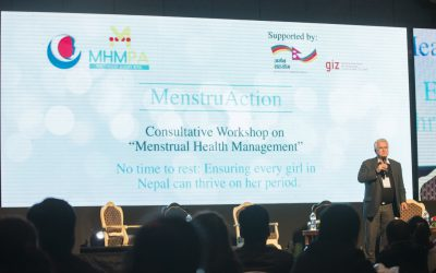 Nepal's consultative workshop on MenstruAction