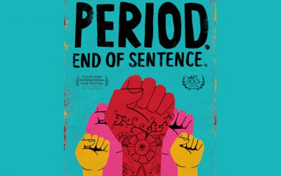 A movie about periods wins the Oscar!