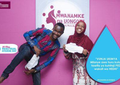 Tanzania_Mwanamke na Uongozi