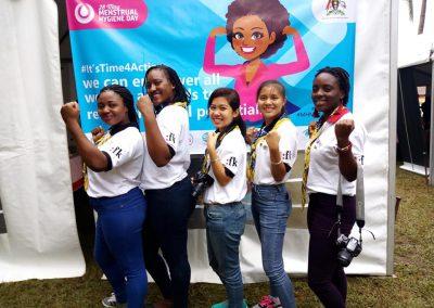 Uganda_WAGGGS YESS Girls