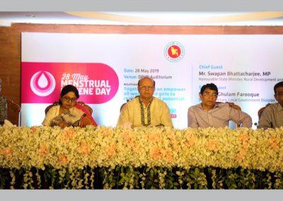 Bangladesh_National Seminar (DPHE, UNICEF, WSUP)
