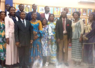 DR Congo_Volontariat Féminin