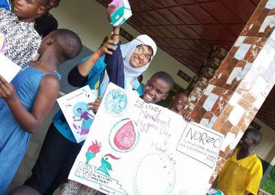 Rwanda_Yess girls WAGGGS