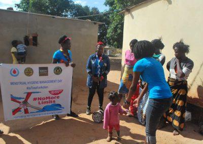 Zambia_WAGGGS Yess girls
