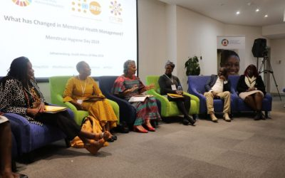 African Coalition for MHM – MH Day 2019 Summary Report