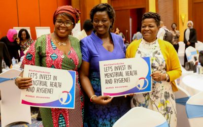 ICPD25: It's Time to Invest in Menstrual Health and Hygiene